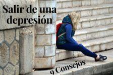 Salir de una depresión - 9 consejos