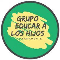 Logo del grupo Educar sanamente a los hijos
